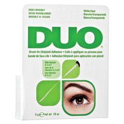 Duo Adhesive Lash Adhesive Brush On Clear - 0.18oz | Target