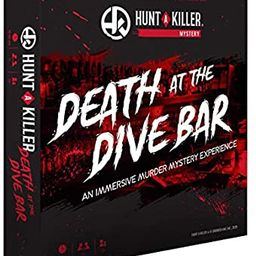 Hunt A Killer Death at The Dive Bar, Immersive Murder Mystery Game -Take on the Unsolved Case as ...   Amazon (US)