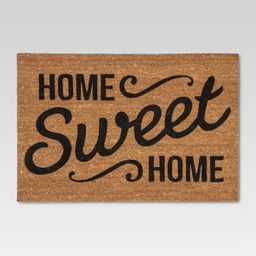 "Doormat Home Sweet Home Estate 23""x35"" - Threshold™   Target"