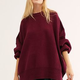 Easy Street Tunic by Free People, Pomegranate, M   Free People (US)