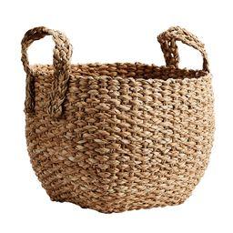 Ibiza Small Utility Basket, Honey | Pottery Barn (US)
