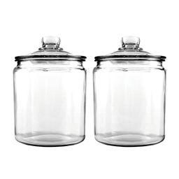 Anchor Hocking 2 pc. 1-Gallon Heritage Hill Jar Set | Kohl's