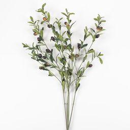 Fleur De Lis Living 4 Piece Decor Olive Branch | Wayfair North America