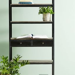 Decker Five-Shelf Bookshelf   Anthropologie (US)