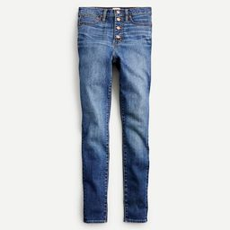 """10"""" highest-rise toothpick jean in Old Town wash   J.Crew US"""