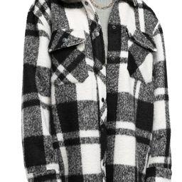 Leah Plaid Shirt Jacket   Nordstrom
