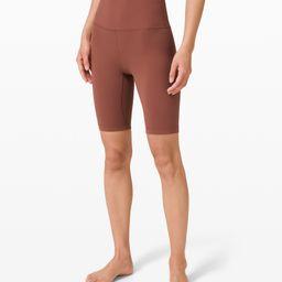 """Align Super High Rise Short *10""""   Women's Shorts   lululemon   Lululemon (US)"""