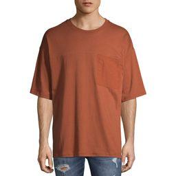 No Boundaries Men's and Big Men's Short Sleeve Pocket Tee, up to Size 5XL   Walmart (US)
