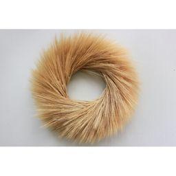 "Preserved 26"" Natural Wheat Wreath | Wayfair North America"