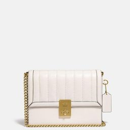 Hutton Shoulder Bag With Quilting | Coach (US)