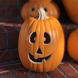 Jackolantern Decorations - Waterproof Prelit Fake Pumpkin Decorations Long Lasting Bulb - Hallowe...   Amazon (US)