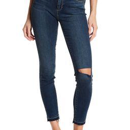 Articles of Society | Sarah Ripped Release Hem Skinny Jeans | Nordstrom Rack | Nordstrom Rack
