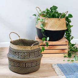 Honey-Can-Do 2pc Folding Belly Baskets | Target