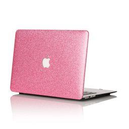 Petal Glitter MacBook Case   Chic Geeks