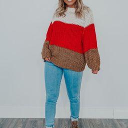 Harvest Mornings Sweater: Multi   Shophopes