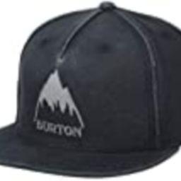 Burton Unisex Roustabout Hat, One Size, True Black W20   Amazon (US)