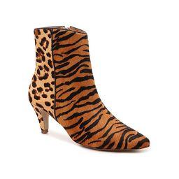 Matisse Shaker Bootie - Women's - Tan/Black Tiger/Leopard Print   DSW