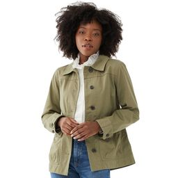 Free Assembly Women's Fatigue Jacket with Cinching | Walmart (US)