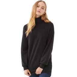Free Assembly Women's Turtleneck Tunic Sweater | Walmart (US)