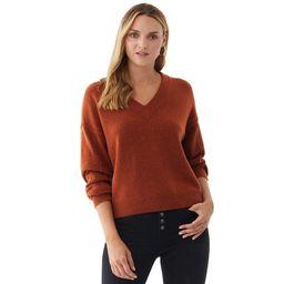 Scoop Women's V-Neck Sweater   Walmart (US)