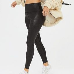 OFFLINE The Hugger High Waisted Crackle Legging   American Eagle Outfitters (US & CA)