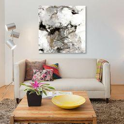 'Marble Onyx II' Print on Canvas | Wayfair North America