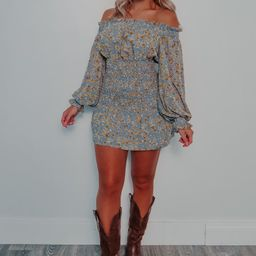 Just A Fool For You Dress: Multi   Shophopes