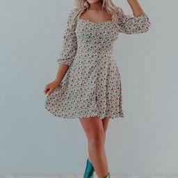Heart Made Up Dress: Multi   Shophopes