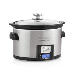 Cuisinart Slow Cooker 3.5 Quart + Reviews   Crate and Barrel   Crate & Barrel