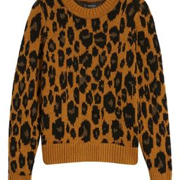 Leopard Intarsia Sweater | Nordstrom