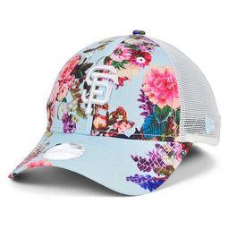 San Francisco Giants Women's Floral 9FORTY Cap | Macys (US)