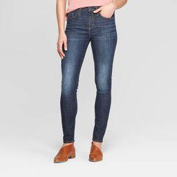 Women's High-Rise Skinny Jeans - Universal Thread™ Dark Wash | Target