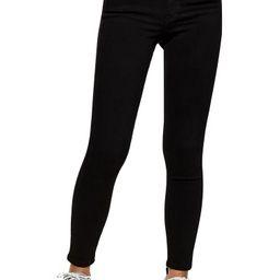 Jamie High Waist Black Jeans   Nordstrom