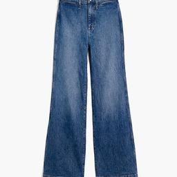 """11"""" High-Rise Flare Jeans in Mersey Wash: Welt Pocket Edition 