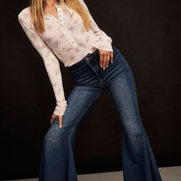 Just Float On Flare Jeans | Free People (US)