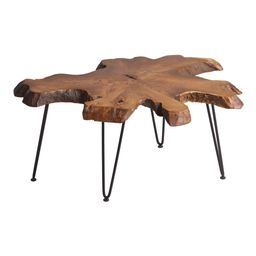 Wood Slice Coffee Table: Brown by World Market | World Market