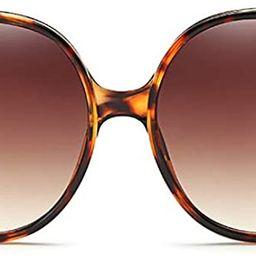 70s Super Oversize Square Sunglasses for Women Vintage Rectangular Plastic Frame   Amazon (US)