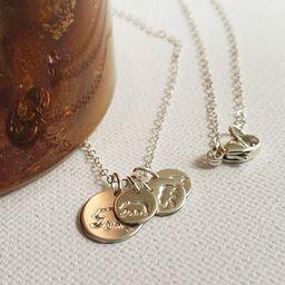 Mama Bear Necklace - Mom Necklace - Mother Bear Necklace - Mothers Necklace - Mom and Baby Cub Ne... | Etsy (US)