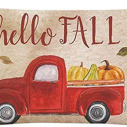 GTEXT Fall Throw Pillow Cover Autumn Decor Orange Pumpkin Pillow Cover 20x12 inch Outdoor Pillow ... | Amazon (US)