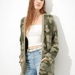 AE Camo Cardigan   American Eagle Outfitters (US & CA)