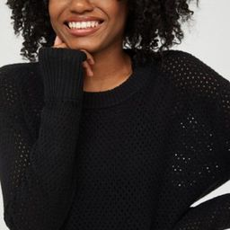 OFFLINE Open Knit Sweater   American Eagle Outfitters (US & CA)