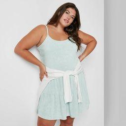 Women's Mineral Wash Sweatshirt Dress - Wild Fable™ | Target