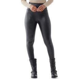 Scoop Women's Vegan Leather Leggings with 4-Way Stretch   Walmart (US)