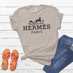 Hermes Inspired Shirt | Etsy (US)