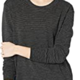 Amazon Brand - Daily Ritual Women's Terry Cotton and Modal Side-Vent Tunic | Amazon (US)
