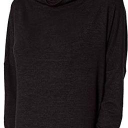 Amazon Brand - Daily Ritual Women's Cozy Knit Modern Funnel-Neck Tunic | Amazon (US)