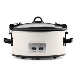 Crock Pot 6qt Cook and Carry Programmable Slow Cooker - Hearth & Hand with Magnolia   Target