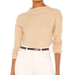 HEARTLOOM Estelle Sweater in Oat from Revolve.com   Revolve Clothing (Global)