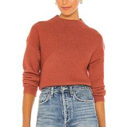 HEARTLOOM Estelle Sweater in Sangria from Revolve.com   Revolve Clothing (Global)