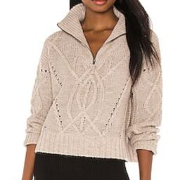 360CASHMERE Lyndsay Sweater in Sand from Revolve.com | Revolve Clothing (Global)